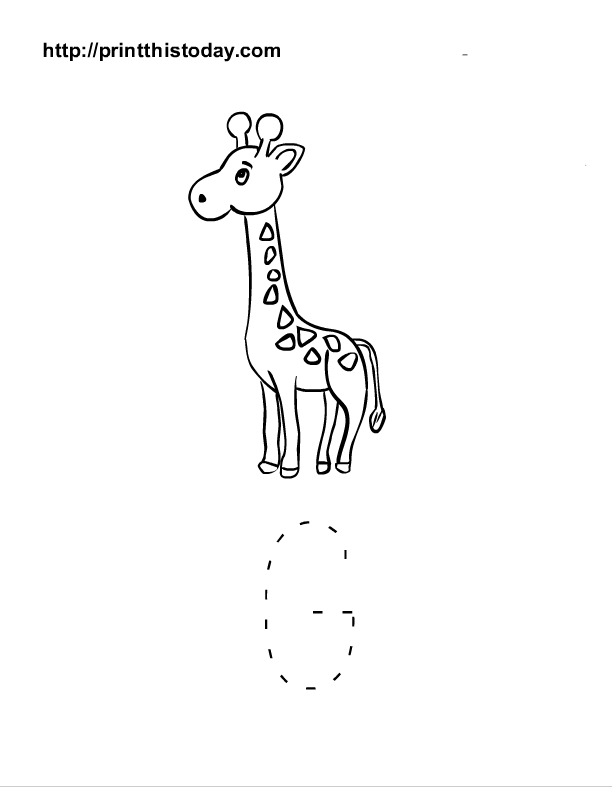 Free Letter B Coloring Pages
