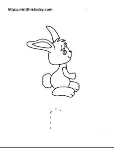 letter r worksheet for preschool
