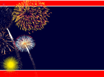 Fireworks labels