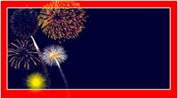 Fireworks labels
