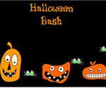 Halloween Bash free printable Invite