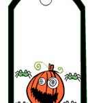halloween gift tags templates