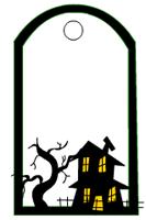 free printable Halloween favor tags