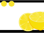 Free printable labels with fresh lemon