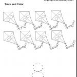 Number 8 preschool activity