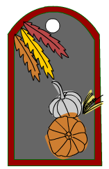 Thanksgiving tag free