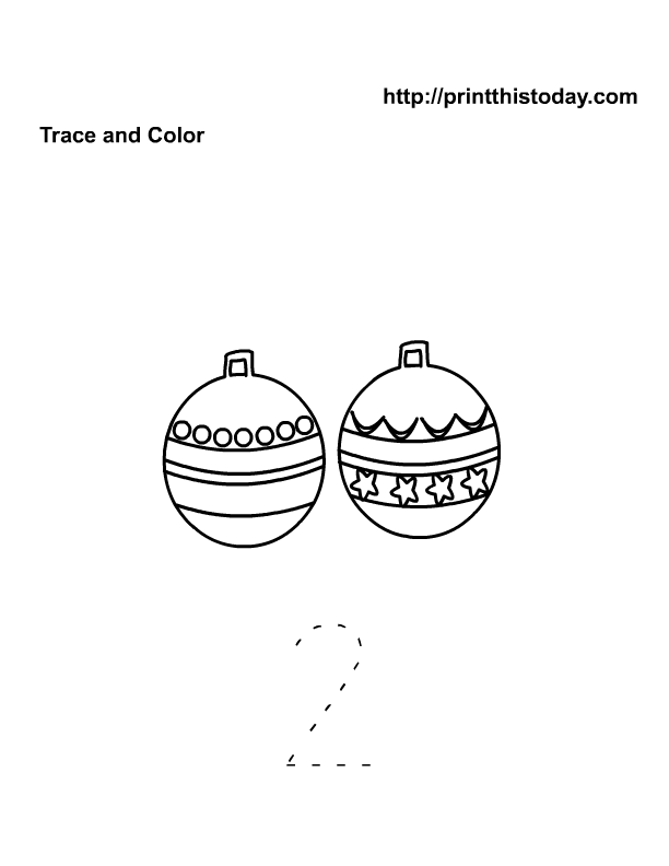 Free Printable Christmas Math Worksheets – Christmas Math Printable Worksheets