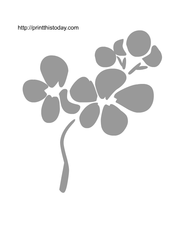 Free Coral Stencils http://kootation.com/free-printable-train-stencil-border-stencils-for.html
