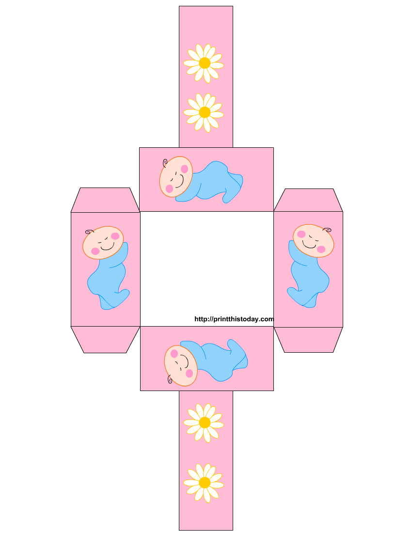 Free printable baby shower templates search results for Baby shower decoration templates