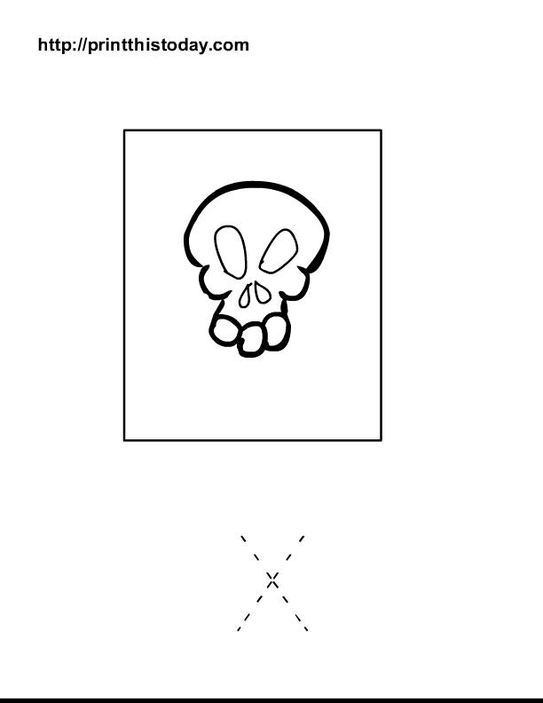 Alphabet X Tracing Worksheets For Preschool And Kindergarten