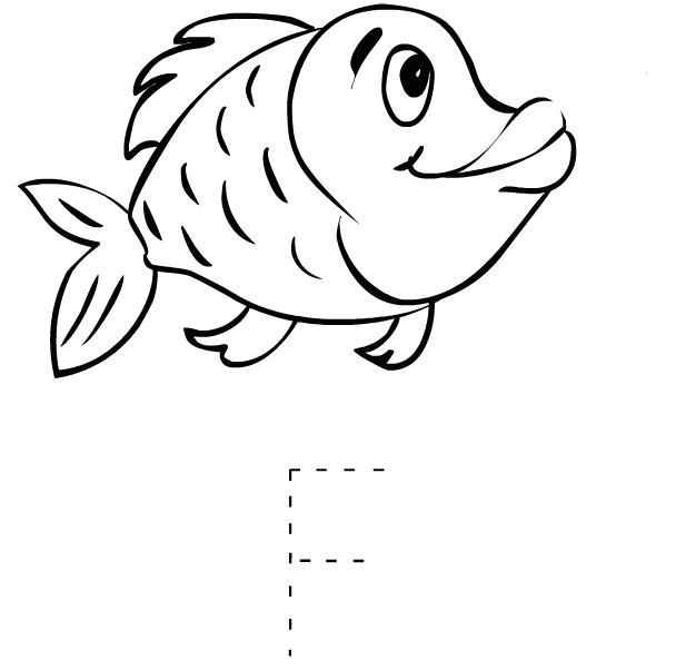 Free Printable Alphabet F Tracing Worksheets