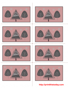 Free Printable labels