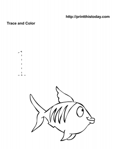 Free Printable worksheet for kindergarten