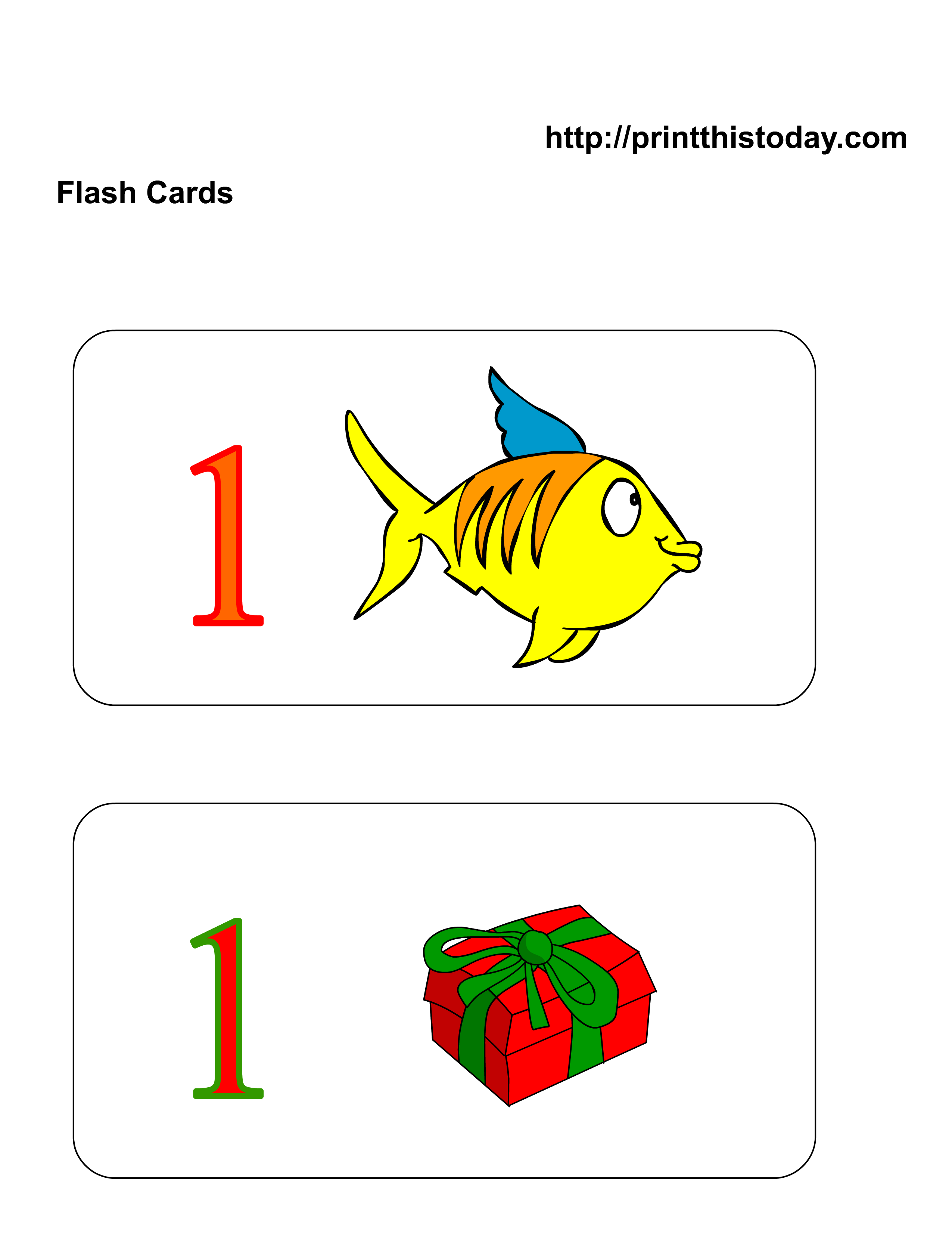 how to collect fish numbers