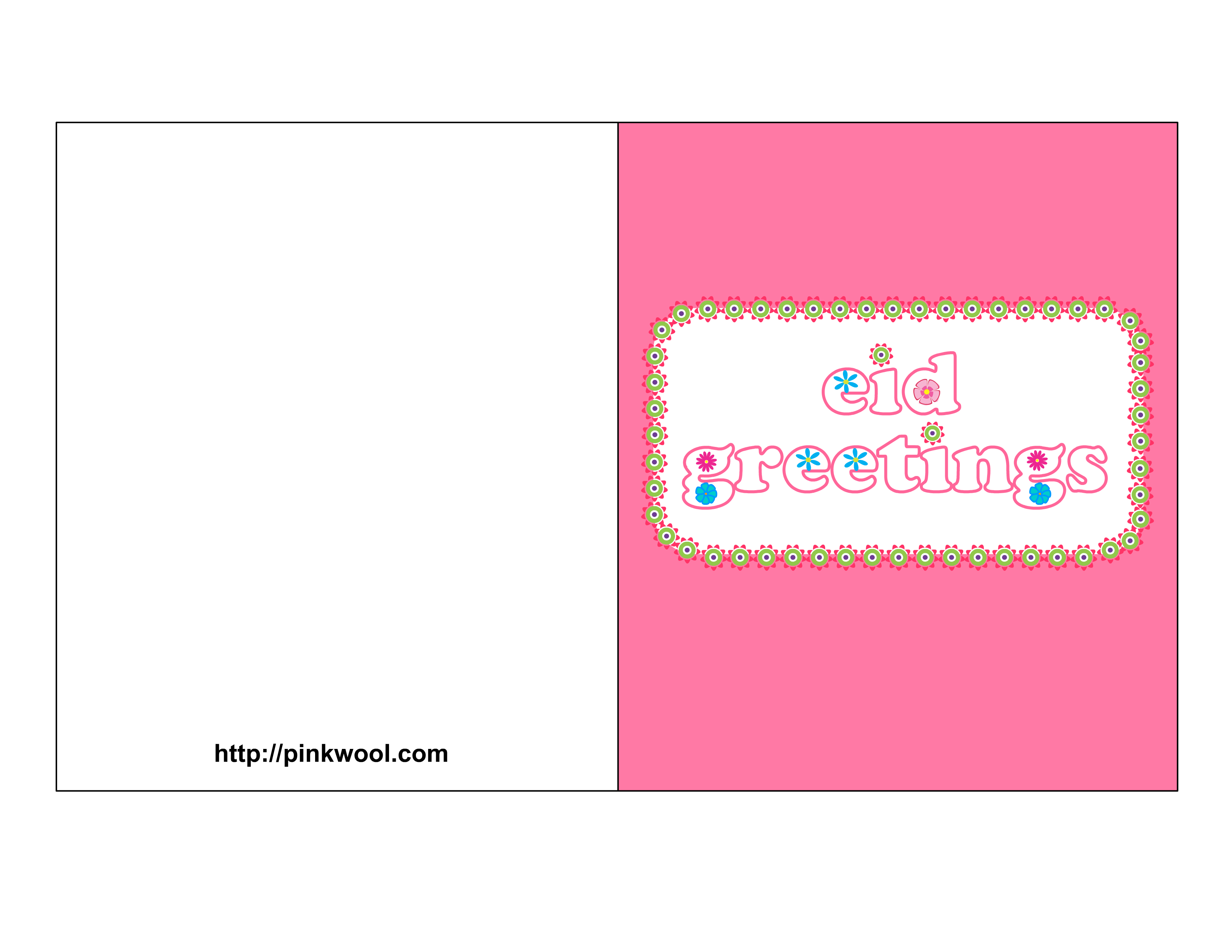 Greeting card templates free printable etamemibawa free printable eid greeting cards m4hsunfo