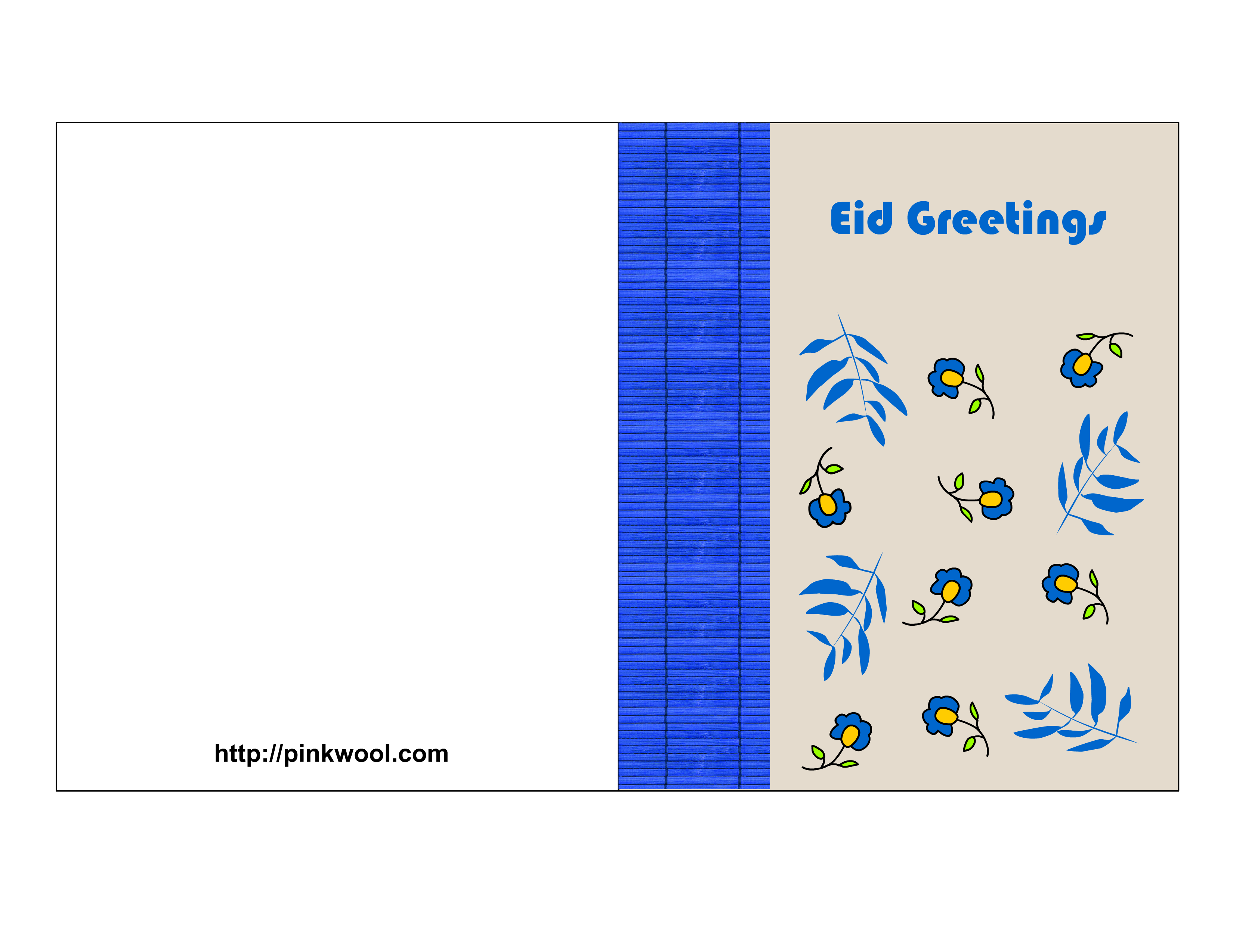 Free Printable Eid Greeting Cards