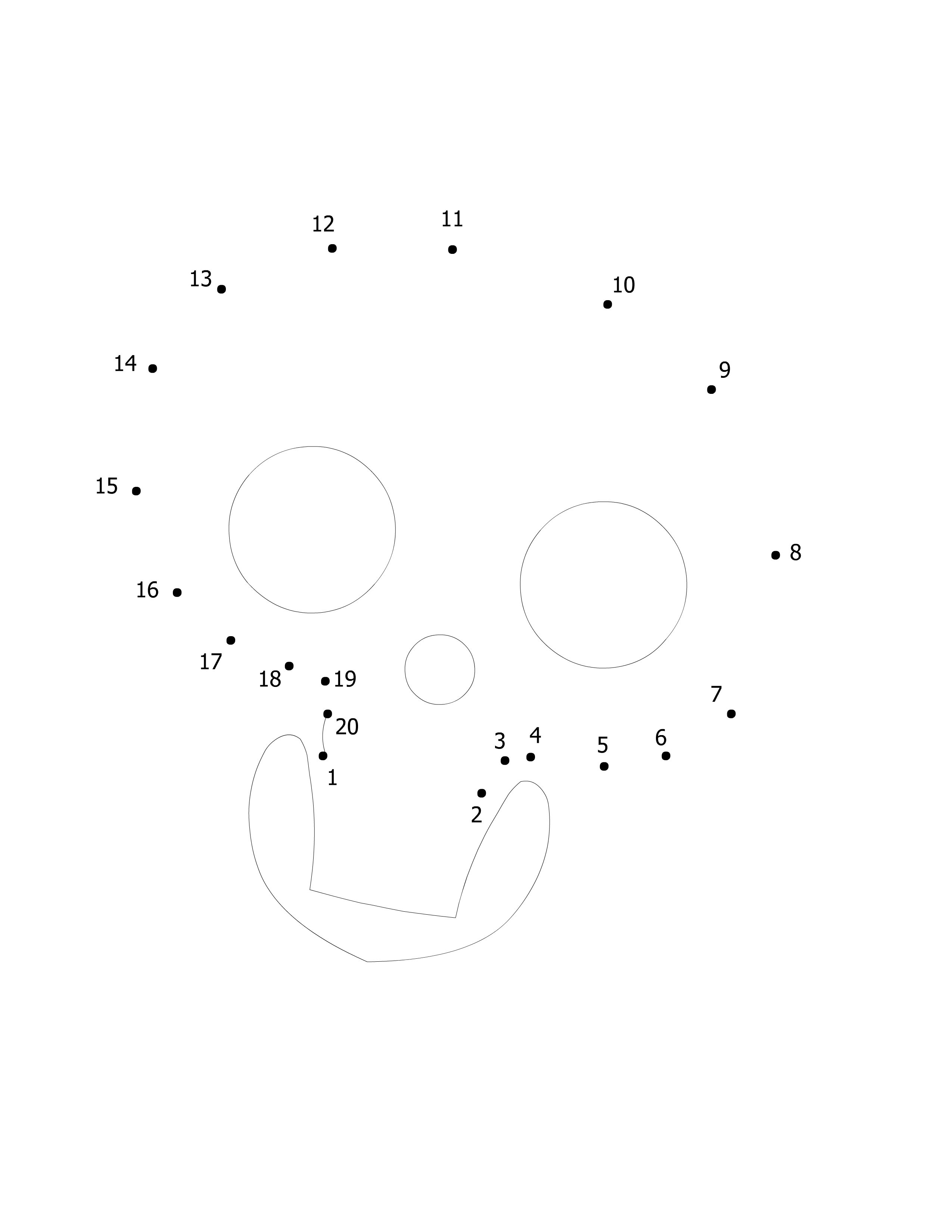 Halloween Dot To Dot Free Printable