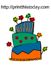 free clipart for birthday
