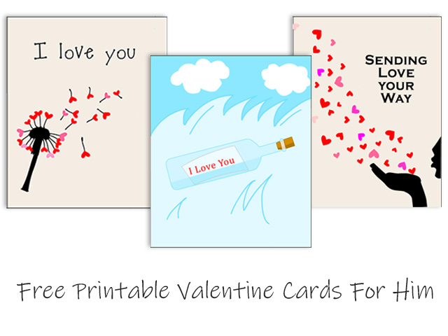 graphic about Printable I Love You Cards called No cost Printable Playing cards Print This Nowadays, A lot more than 1000 Cost-free