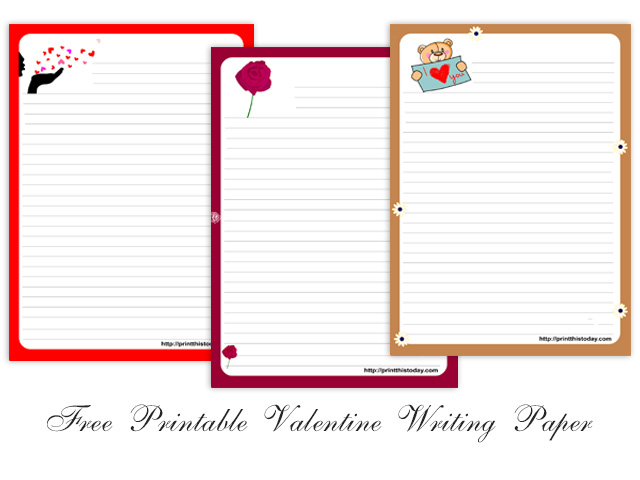 photograph about Stationary Printable named Stationery Print This At present, Further more than 1000 Totally free Printables