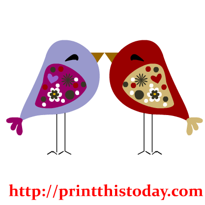 Love bird clip art - photo#11
