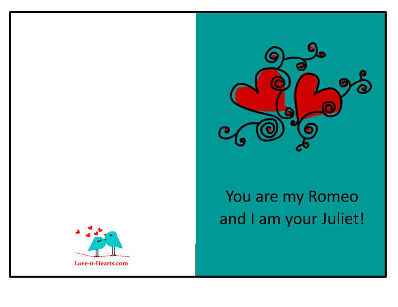 Free love cards for him for Love quotes for card
