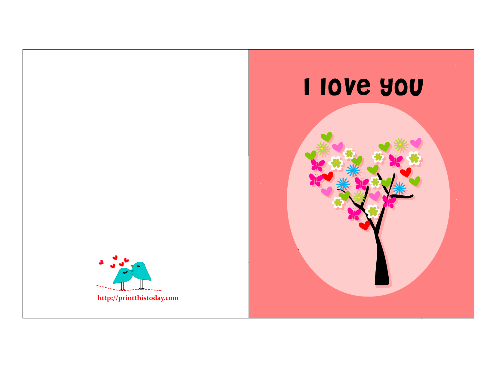 graphic regarding Free Printable Love Cards titled Cost-free Printable Valentine Playing cards for Him