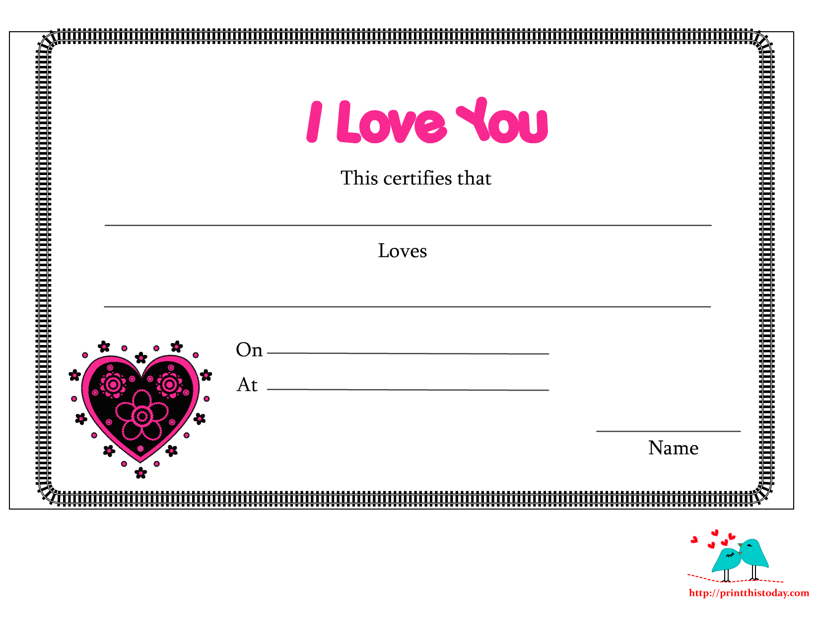 love certificate 221 Top Result 70 Fresh Free Certificates to Print Pic 2018 Ldkt