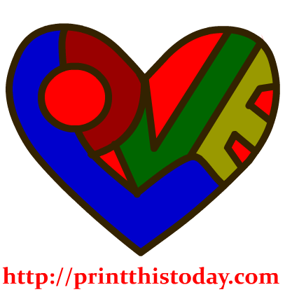 Love Quotes Clip Art. QuotesGram