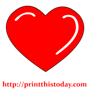 Cute Heart Clip Art