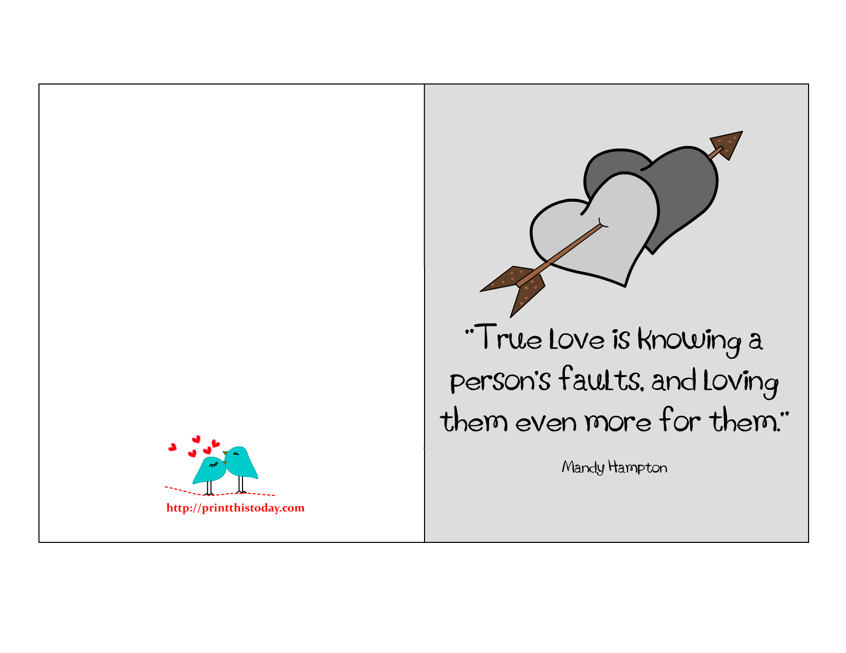 Card Love Quotes  The Best Love Quotes