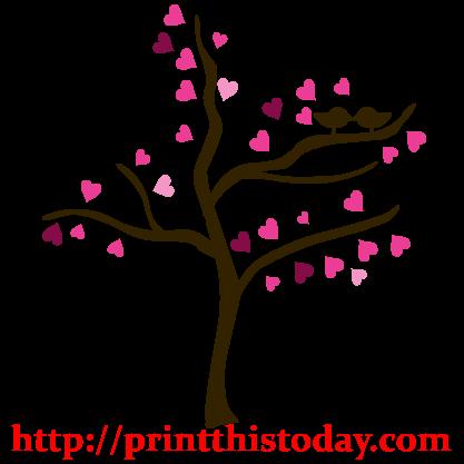 love tree clip art love birds clip art to color love birds clip art to color