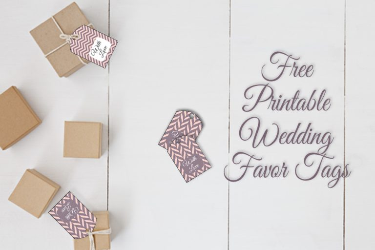picture regarding Free Printable Wedding Favor Tags identify Wedding day Print This Currently, Far more than 1000 Absolutely free Printables